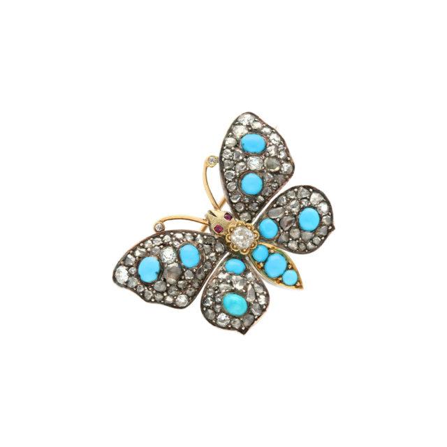 BR-001-2-Paulinesjewellerybox-turquoise-brooche