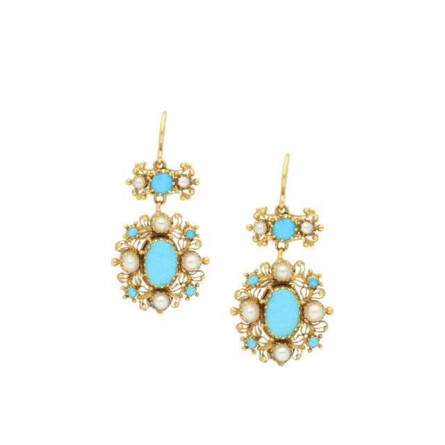 E-205_Paulinesjewellerybox_Turquoise-Earrings_3