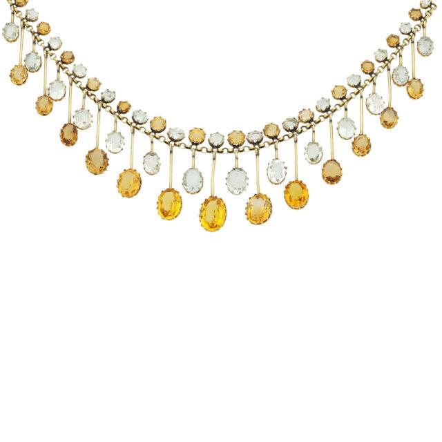 N-020-Aquamarine-stones-necklace-Paulinesjewellerybox