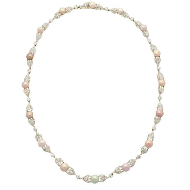 N-187_Paulinesjewellerybox_Pearl+Dia-Necklace_1