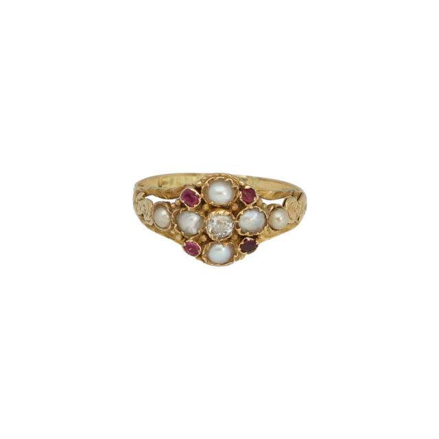 R-415-Victorian-Ruby-Pearl-Diamond-Ring-paulinesjewellerybox