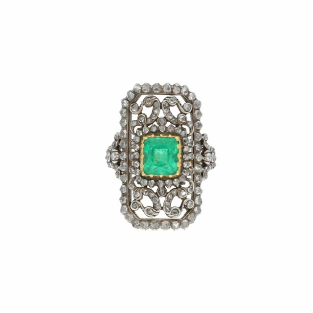 R-515-1-Paulinesjewellerybox-Diamond-Ring-Emerald-bruxelles