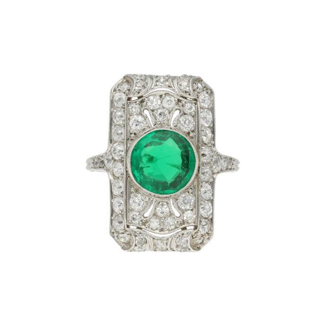 R-589-1-Paulinesjewellerybox-Art-Deco-Sapphire-Emerald-Ring