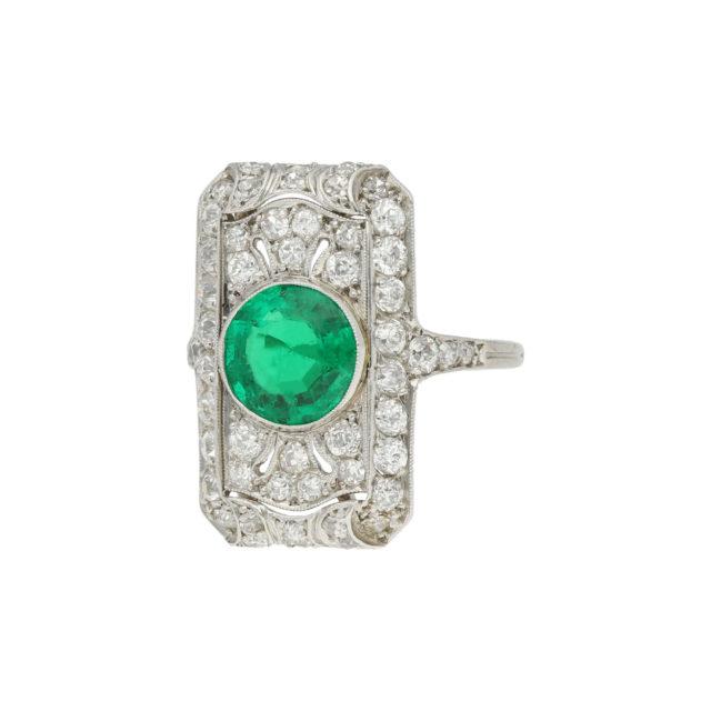 R-589-2-Paulinesjewellerybox-Art-Deco-Sapphire-Emerald-Ring