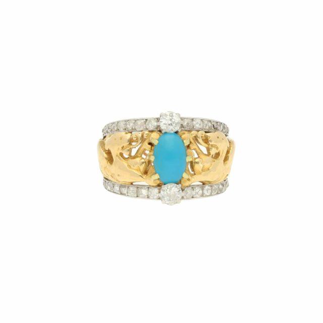 R-740_Paulinesjewellerybox_Turquoise&Diamond-Ring_1