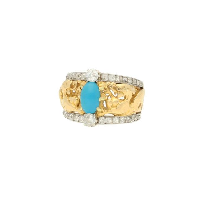 R-740_Paulinesjewellerybox_Turquoise&Diamond-Ring_2